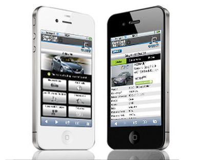 GOA site mobile