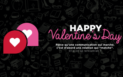 ACTU HAPPY VALENTINE'S DAY